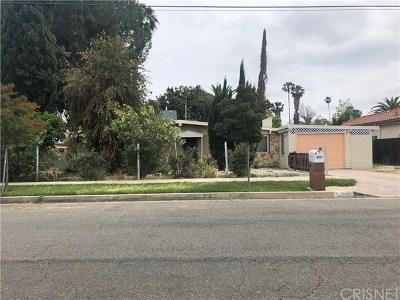 Reseda Single Family Home For Sale: 18924 Keswick Street