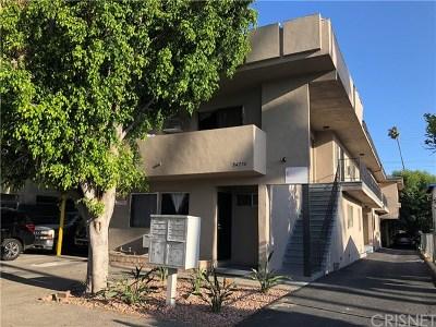 Van Nuys Multi Family Home For Sale: 14770 Erwin Street