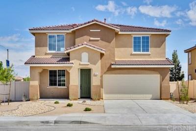 Lancaster Single Family Home For Sale: 4661 Vahan Court