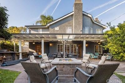 Sherman Oaks Single Family Home For Sale: 13916 Valleyheart Drive