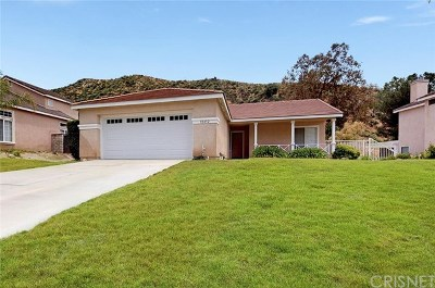Canyon Country Single Family Home For Sale: 30452 Sunrose Place