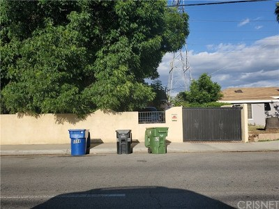 Reseda Single Family Home For Sale: 6908 Wilbur Avenue