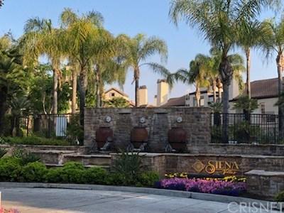 Valencia Condo/Townhouse For Sale: 24103 Del Monte Drive #438