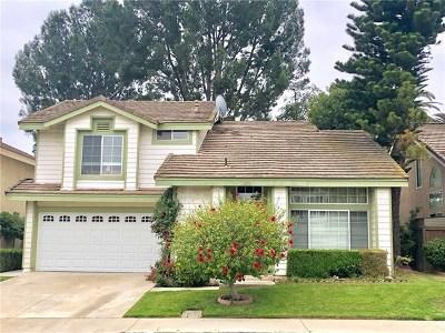 Corona CA Single Family Home For Sale: $499,000