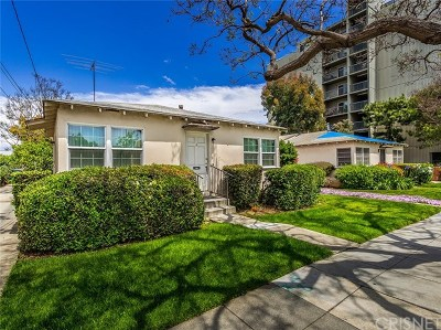 Los Angeles County Multi Family Home For Sale: 1427 21st Street