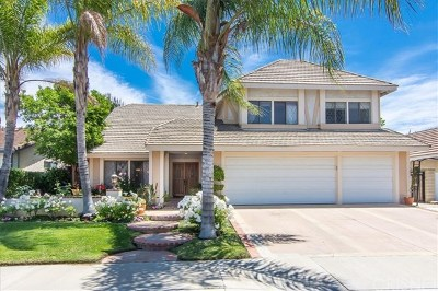 Los Angeles County Single Family Home For Sale: 25808 Vaquero Court