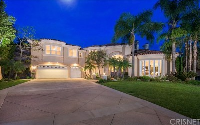 Brentwood, Calabasas, West Hills, Woodland Hills Single Family Home For Sale: 3008 Mountain Park Drive