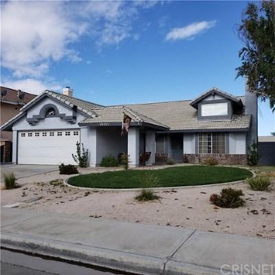 Lancaster Single Family Home For Sale: 43525 Carpenter Drive