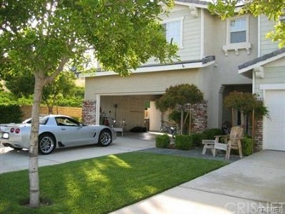 Castaic Single Family Home For Sale: 32233 Elk Ridge Road