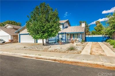 Quartz Hill Single Family Home For Sale: 42314 47th Street W