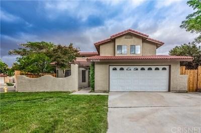 Lancaster Single Family Home For Sale: 43946 Rembrandt Street