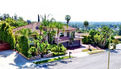 Los Angeles County Single Family Home For Sale: 22151 Parthenia Street