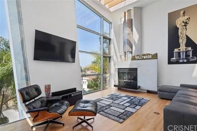 Studio City Single Family Home For Sale: 12236 Laurel Terrace Drive