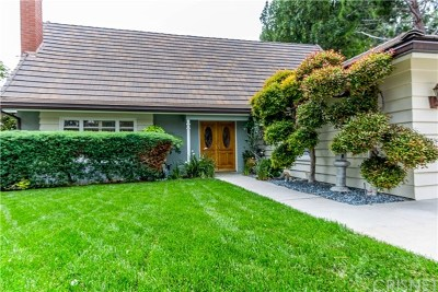 Porter Ranch Single Family Home For Sale: 18794 Algiers Street