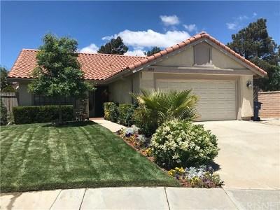Palmdale Single Family Home For Sale: 36913 33rd Street E