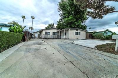 La Puente Single Family Home Active Under Contract: 1640 Farmstead Avenue