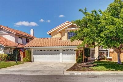 Palmdale Single Family Home For Sale: 36909 32nd Street E