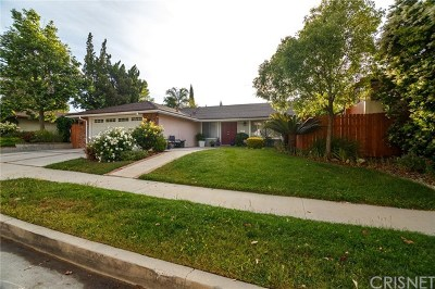 West Hills Single Family Home For Sale: 8328 Denise Lane