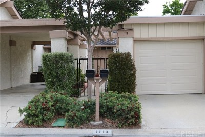 Placentia Single Family Home For Sale: 1114 Woodside Drive