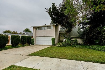 Winnetka Single Family Home Active Under Contract: 19938 Hemmingway Street