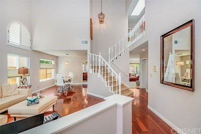 Calabasas Single Family Home For Sale: 4040 Cottonwood Grove Trail