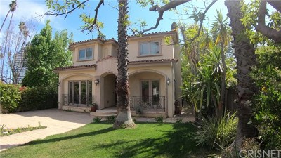 Brentwood Single Family Home For Sale: 1101 S Bundy Drive
