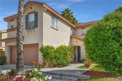 Castaic Single Family Home For Sale: 29779 Cambridge Avenue