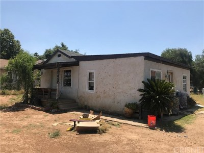 Jurupa Single Family Home Active Under Contract: 7154 Jurupa Road