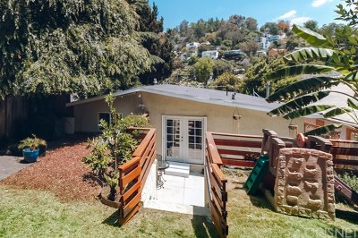 Single Family Home For Sale: 1923 Hyperion Avenue