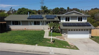 Carlsbad Single Family Home For Sale: 3720 Sierra Morena Avenue