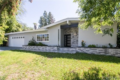 Chatsworth Single Family Home For Sale: 10600 Overman Avenue