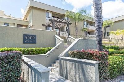 Sherman Oaks Condo/Townhouse For Sale: 5009 Woodman Avenue #209