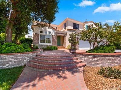 Topanga Single Family Home For Sale: 21013 Kenwyn Court