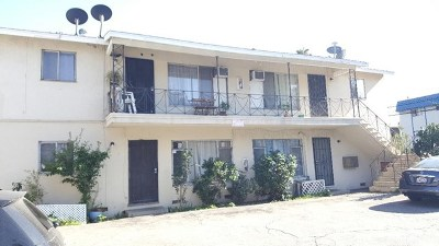 Panorama City Multi Family Home For Sale: 7950 Willis Avenue