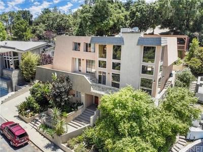 Sherman Oaks Single Family Home For Sale: 3539 Alana Drive