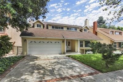 Valley Glen Single Family Home For Sale: 13607 Vose Street