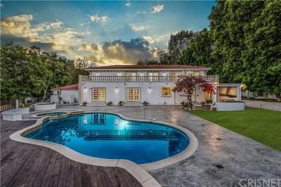 Encino Single Family Home For Sale: 18001 Karen Drive