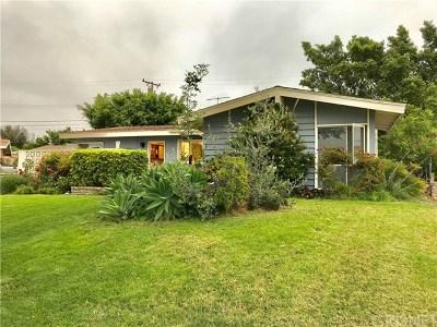 La Mirada Single Family Home For Sale: 14939 Roma Drive
