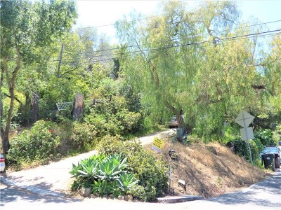 Topanga Single Family Home For Sale: 1208 Fernwood Pacific Drive