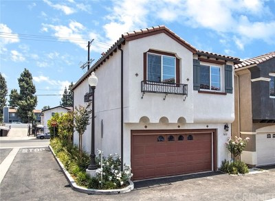 Van Nuys Single Family Home For Sale: 7612 N Justice Way