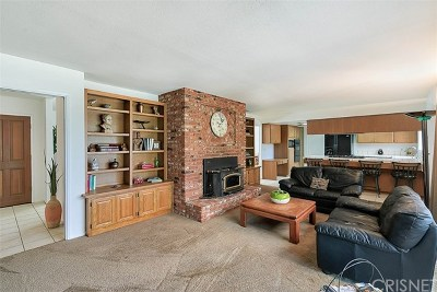 Agua Dulce Single Family Home For Sale: 34255 Tyndall Road
