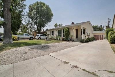 Lake Balboa Single Family Home For Sale: 6435 Dempsey Avenue