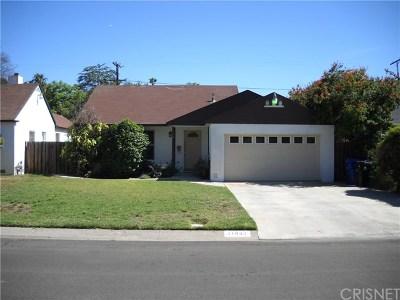 Valley Glen Single Family Home For Sale: 11942 Miranda Street