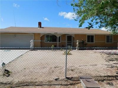 Littlerock Single Family Home For Sale: 10618 E Avenue R8