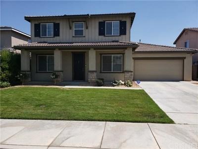 Moreno Valley Single Family Home For Sale: 27121 Woodglen Lane