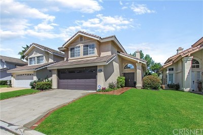 Ventura County Single Family Home For Sale: 545 Fairfield Road