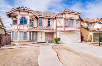 Palmdale Single Family Home For Sale: 1963 Morisan Avenue