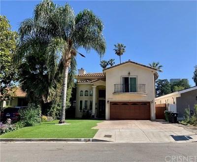 Sherman Oaks Single Family Home For Sale: 15148 La Maida Street