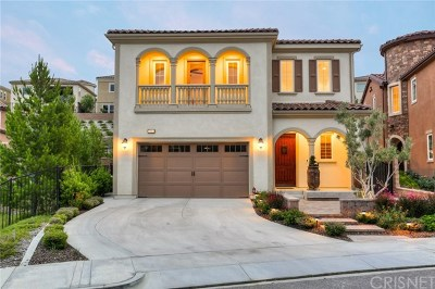 Los Angeles County Single Family Home For Sale: 20500 W Lantana Court