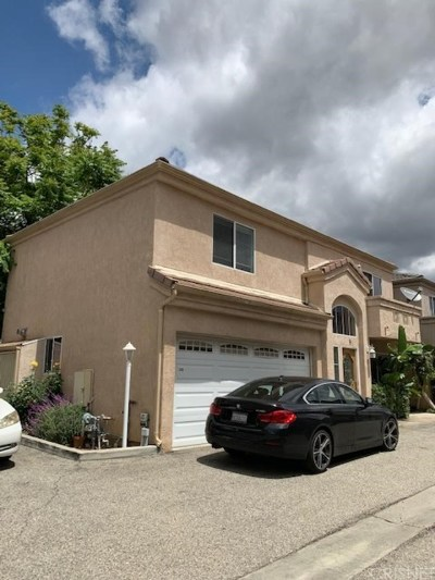 Sylmar Single Family Home For Sale: 12707 Bradley Avenue #9